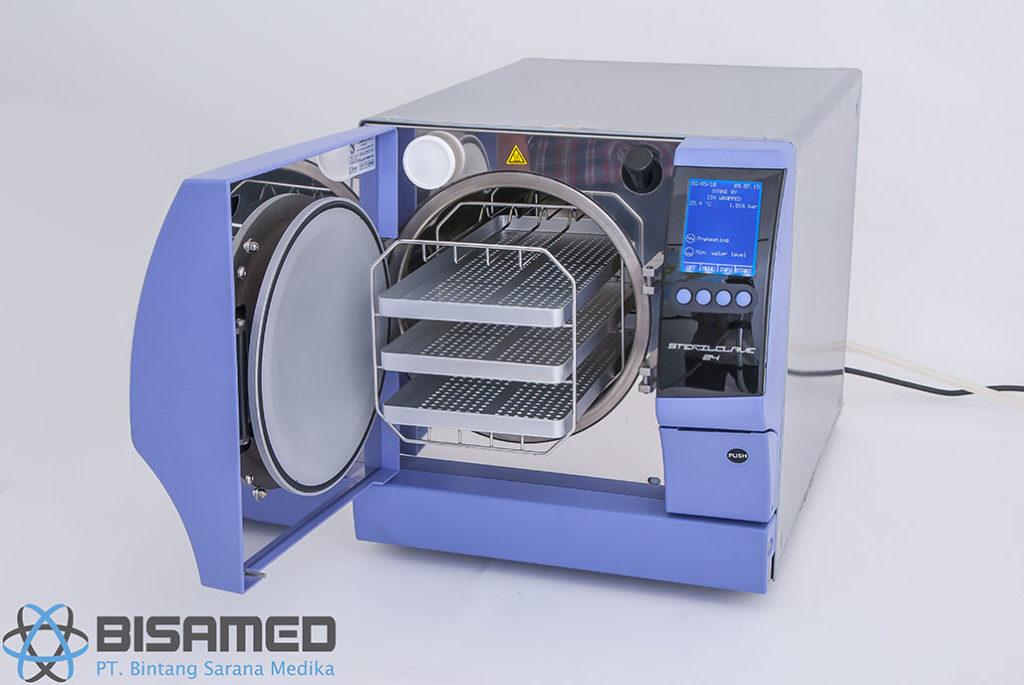 Tampilan Cominox Autoclave