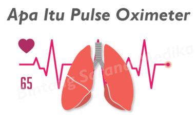 Apa Itu Pulse Oximeter