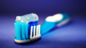 illustrasi sikat gigi