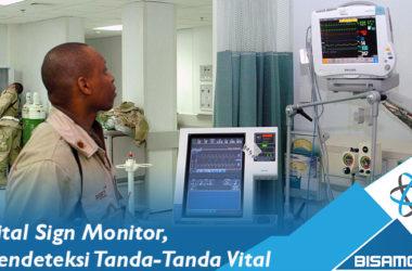 Vital Sign Monitor, Pendeteksi Tanda-Tanda Vital